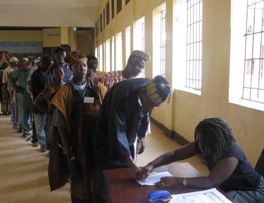 NEC voters